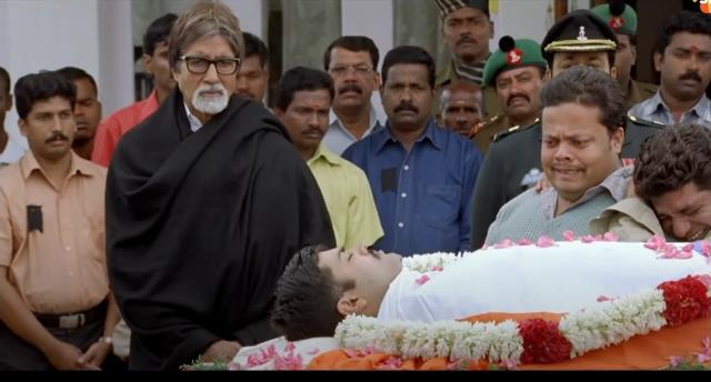 Amitabh Bachchan | War On Terror Kandahar  | Hindi Dubbed Movies