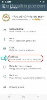 cara mengganti nada pesan whatsapp dengan mp3