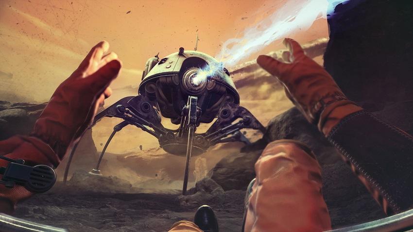 Бывшие сотрудники CD Projekt RED и Techland анонсировали приключение The Invincible по роману Станислава Лема
