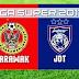 Live Streaming Keputusan Sarawak Vs JDT 28 Februari 2017