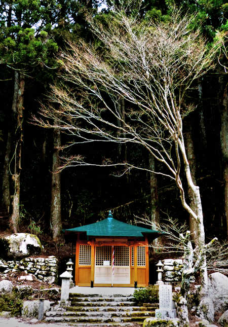 Jizo-do on the Kumano Kodo