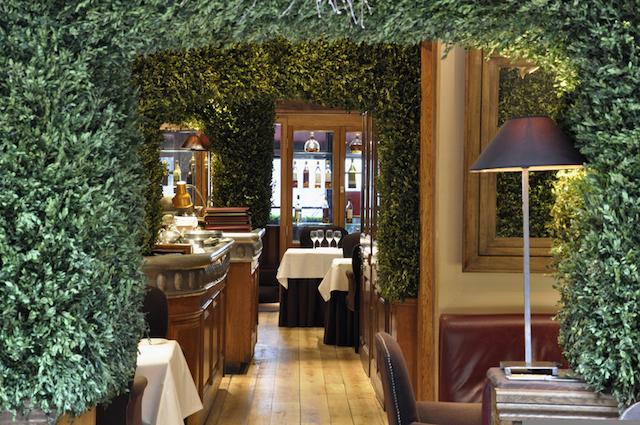Restaurante Clos Maggiore em Londres