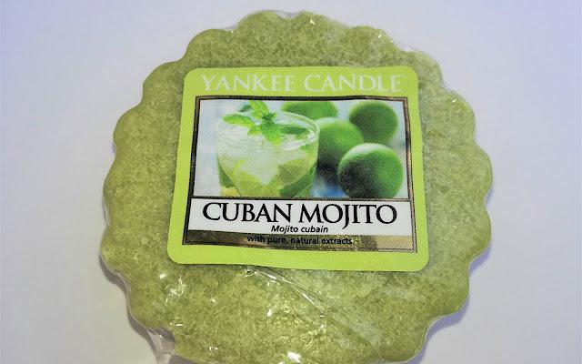 YANKEE CANDLE CUBAN MOJITO - Czytaj więcej