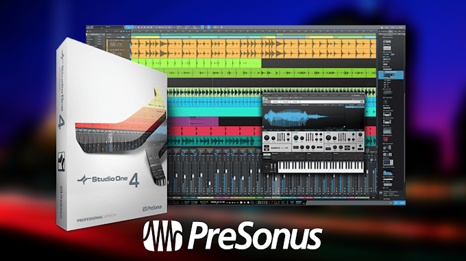 PreSonus Studio One 4 Prime Review