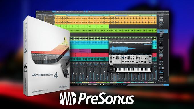 PreSonus Studio One 4 Prime Review