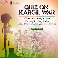 https://www.careerbhaskar.com/2019/07/quiz-on-kargil-war.html