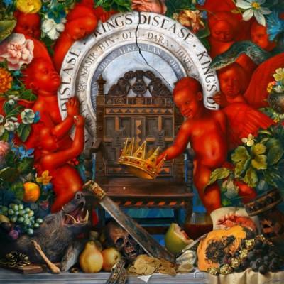Nas - King's Disease (2020) - Album Download, Itunes Cover, Official Cover, Album CD Cover Art, Tracklist, 320KBPS, Zip album