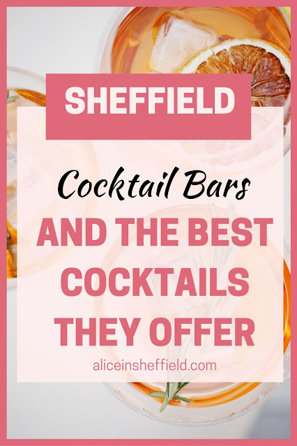 Cocktail Bars Sheffield