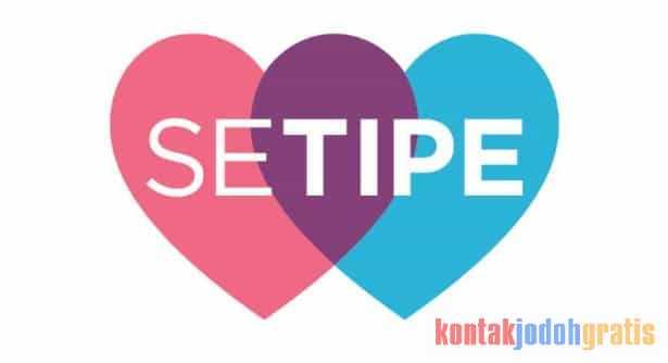 Setipe Aplikasi cari jodoh indonesia