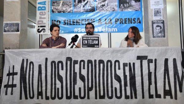 Denunciarán incumplimiento de dictamen en caso Télam, Argentina