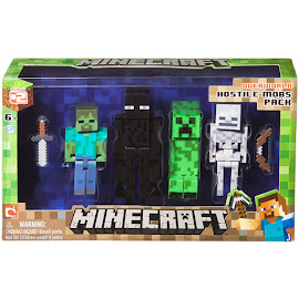 Minecraft Series 2 Enderman Overworld Figure
