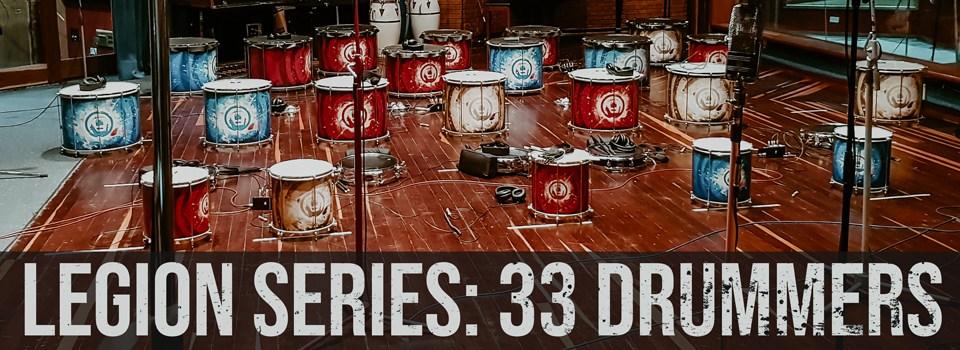 Legion Series: 33 Drummers Batucada by 8Dio Torrent Download