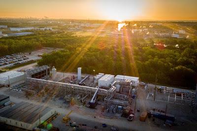 Zero-carbon Natural Gas