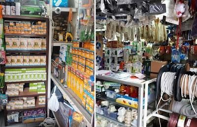 toko perlengkapan listrik Jaktim, DKI Jakarta
