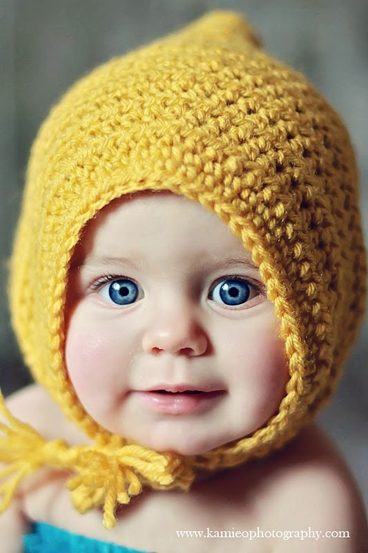 Fiber Flux Beautiful Baby Bonnets 15 Free Crochet Patterns