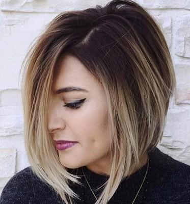 potongan rambut layer dan shaggy