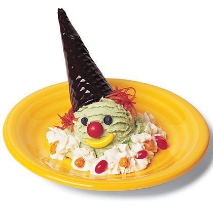 Ice Cream Clown Recipe
