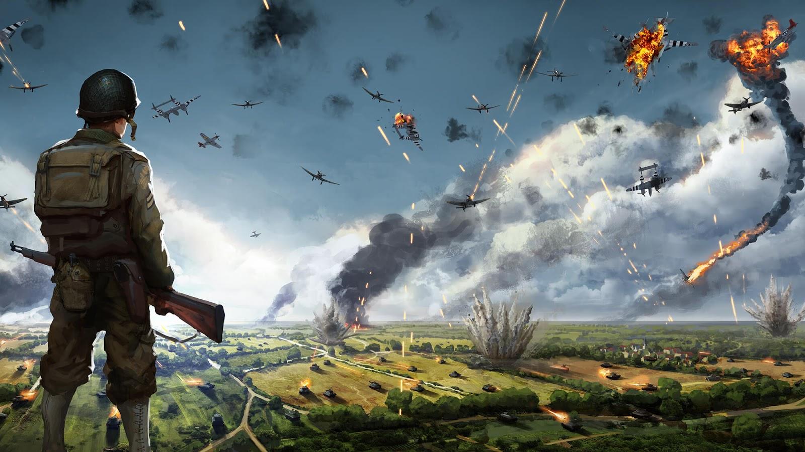 a random wallpaper on war wind 2