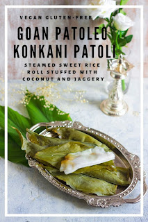Patoli Recipe, Sihi Kadabu Recipe, Goan Patoleo Recipe