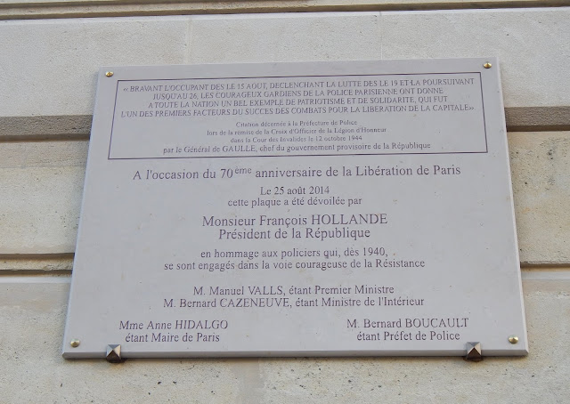 libération de Paris août 1944
