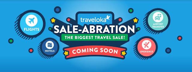 Traveloka Saleabration 2019