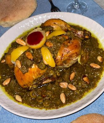 دجاج محمر مغربي للمناسبات