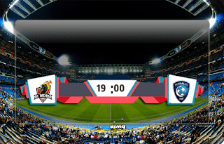 اهداف مباراة الهلال والوحدة (3-1) الدوري السعودي