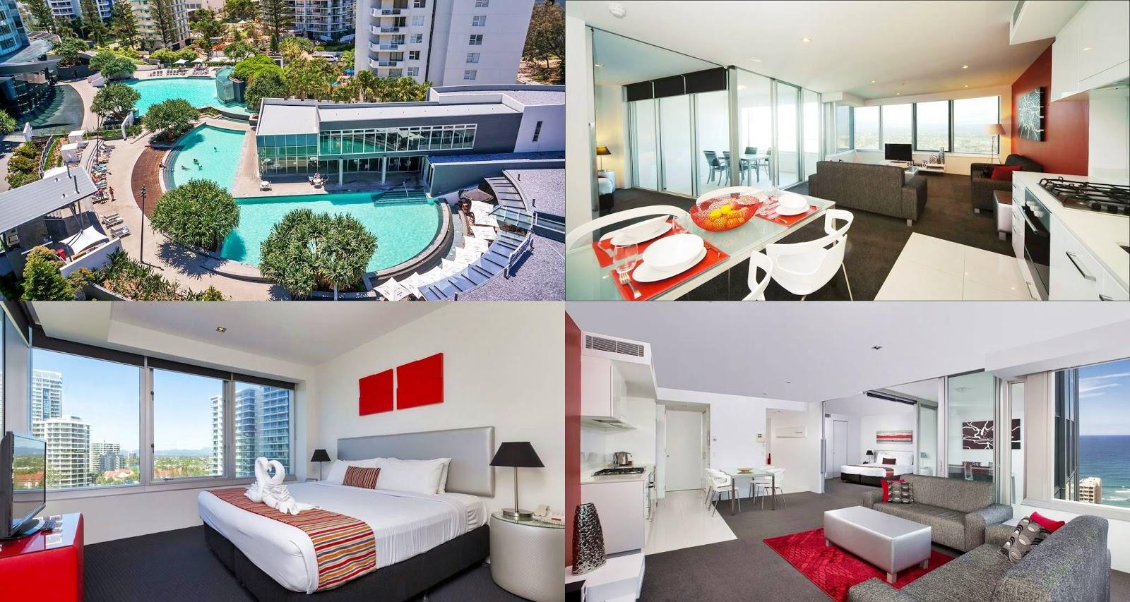 黃金海岸-住宿-推薦-飯店-酒店-旅館-民宿-公寓-溫泉度假村-Q1-Resort-Spa-旅遊-澳洲-Gold-Coast-Hotel-Apartment-Australia