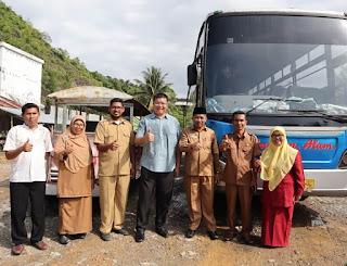Profil MIS Karang Pauh, Penerima Bantuan Bus Mercedes Benz Dari PO Sumber Alam