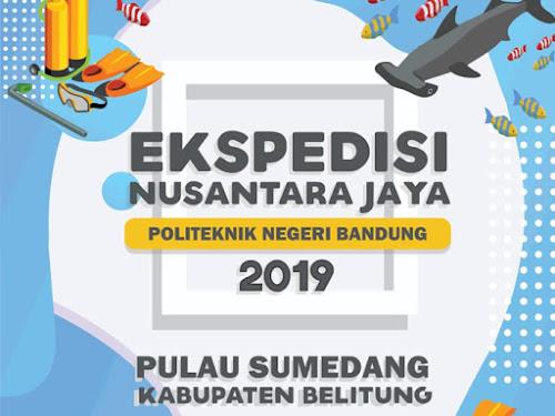 Ekspedisi Nusantara Jaya 2019 Polban Bandung