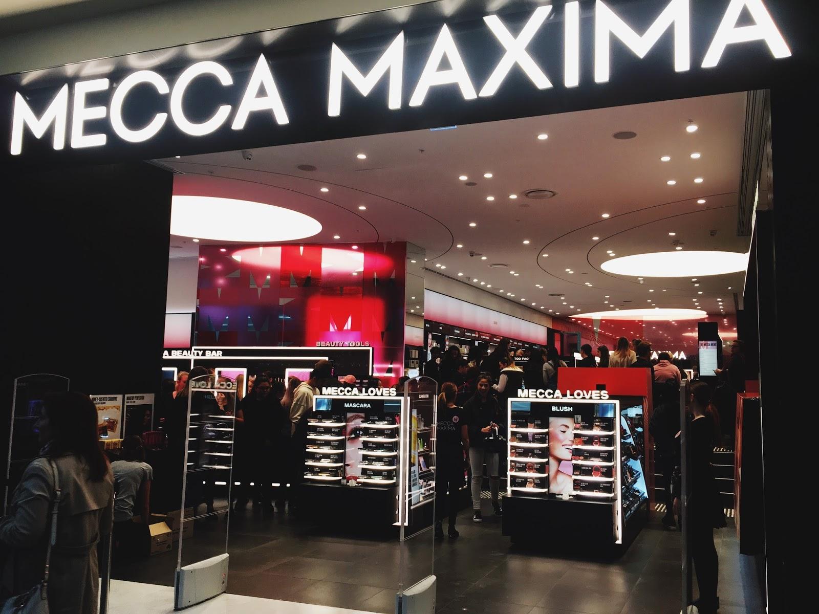 Canberra Centre Monaro Mall Opening Mecca Maxima