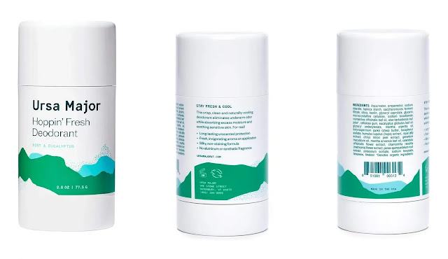 Ursa Major Hoppin' Fresh Deodorant review