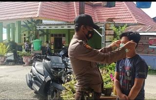 Antisipasi Lonjakan Kasus Covid-19, Polisi Intensifkan Patroli Masker