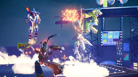 Override 2: Super Mech League gameplay