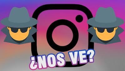 instagram me espía - como quitar eso