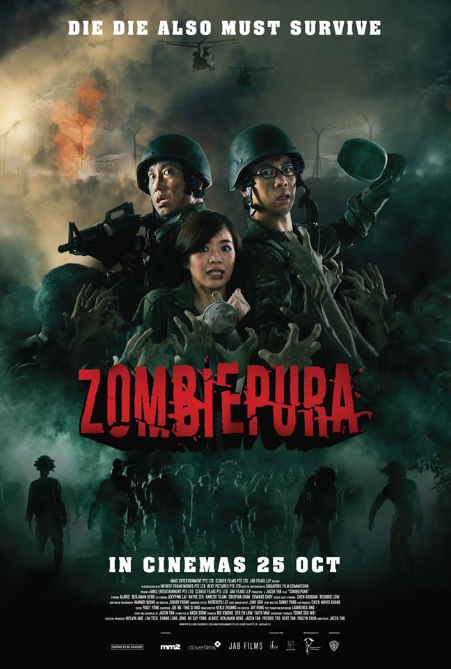 Zombiepura 2018 Mandarin Movie WEB-DL 480p With Bangla Subtitle