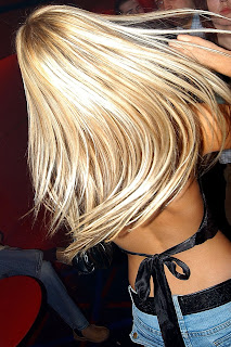 Matt Rakowski Nightclub Photography Blonde Hair