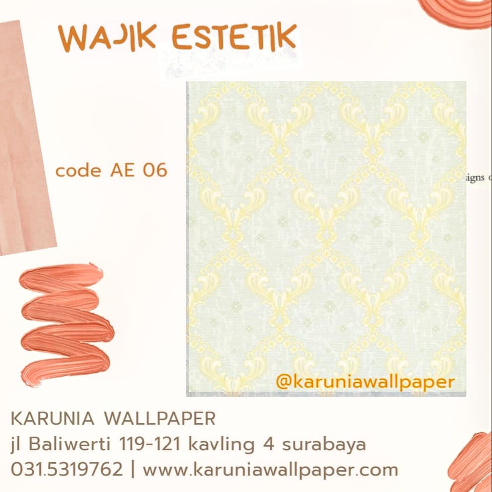 jual wallpaper dinding menarik