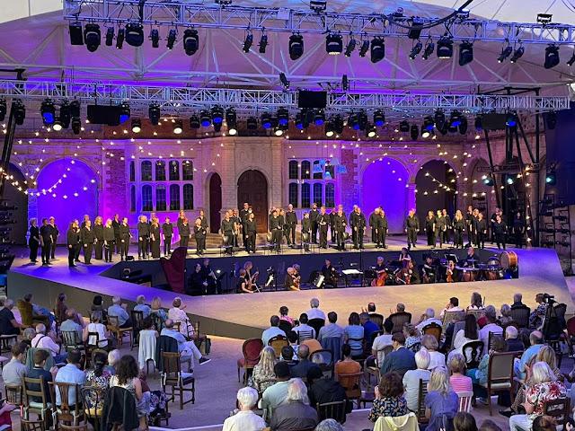 London  Oriana Choir & City of London Sinfonia at Opera Holland Park