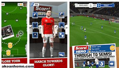 تحميل لعبة سكور هيرو اخر اصدار Score Hero Apk 2020 الجديدة للاندرويد و الايفون