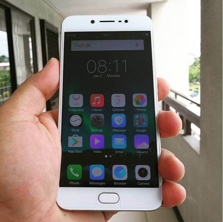 Vivo V5 Now More Affordable at Php10,990
