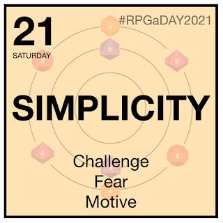 RPGaDAY2021 Day 21