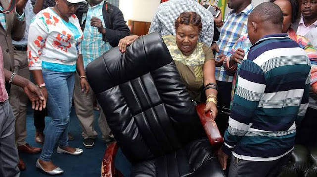 Nairobi MCAs clash over salaries