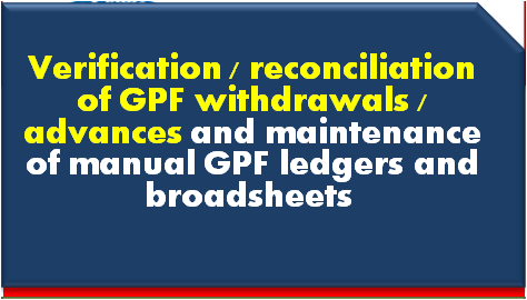 cga-verification-reconciliation-of-gpf-withdrawals-advances-and-maintenance-of-manual-gpf-ledgers-and-broadsheets