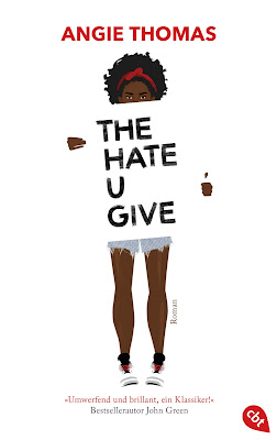 The Hate U Give, Angie Thomas