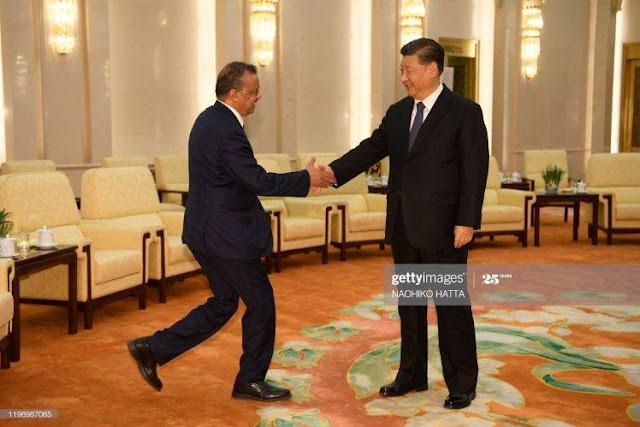 Trung Quốc và Tổng giám đốc WHO phải chịu trách nhiệm cho đại dịch virus corona