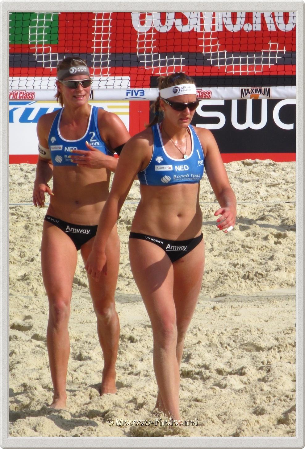 Dutch Beach Volleyball Women's Team