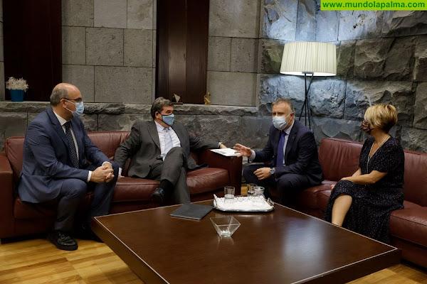 Canarias logra garantías del Gobierno central para que los ERTE se extiendan tras el 31 de enero si así lo exige la pandemia