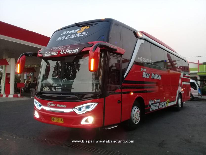 Harga Sewa Bus Pariwisata Star Trans Bandung