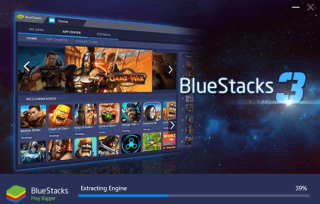 BlueStacks Screenshot 1